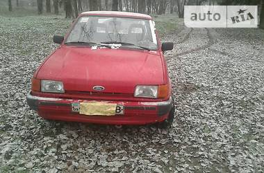 Ford Fiesta 1987 в Тернополе