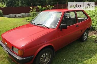 Ford Fiesta 1986 в Самборі