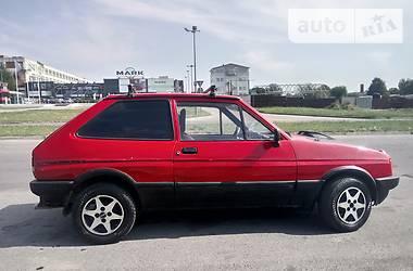 Ford Fiesta 1986 в Львове