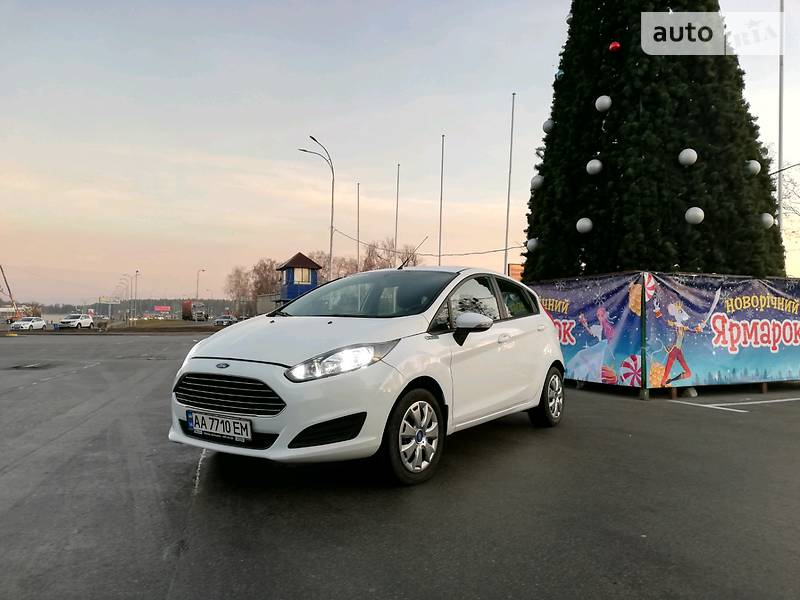 Ford Fiesta 2013 в Киеве