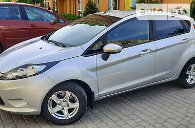 Ford Fiesta 2012 в Ужгороде