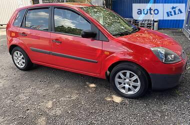 Ford Fiesta 2007 в Ужгороде