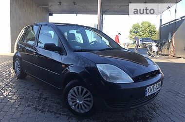 Ford Fiesta 2004 в Тульчине