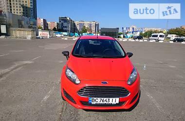 Ford Fiesta 2013 в Львове