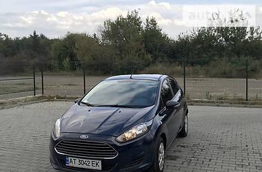 Ford Fiesta 2015 в Ивано-Франковске