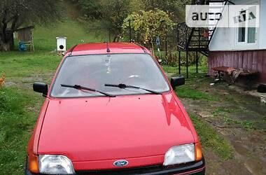 Ford Fiesta 1989 в Косове