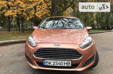 Ford Fiesta 2017 в Ровно