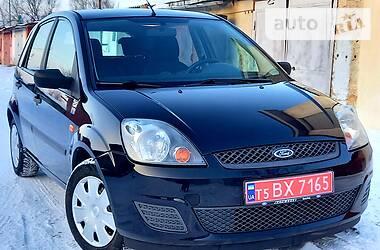 Ford Fiesta 2007 в Золочеве