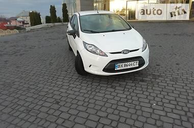 Хэтчбек Ford Fiesta 2012 в Хмельницком