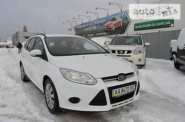 Ford Focus Wagon 2013