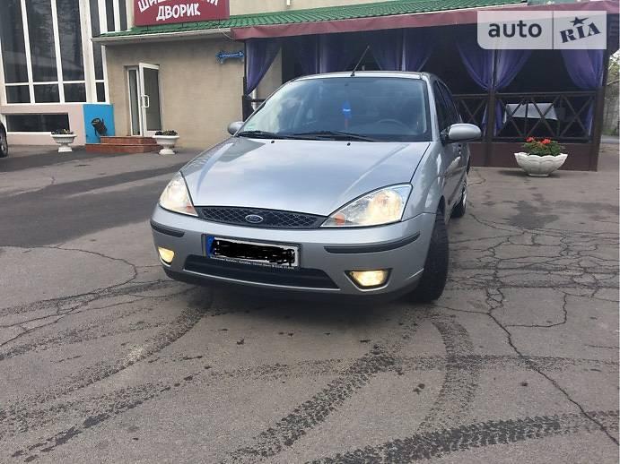 Ford Focus 2004 в Одессе