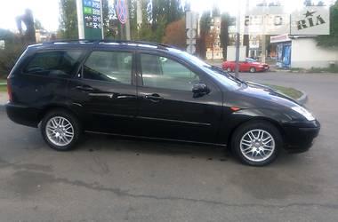 Ford Focus 2002 в Одессе