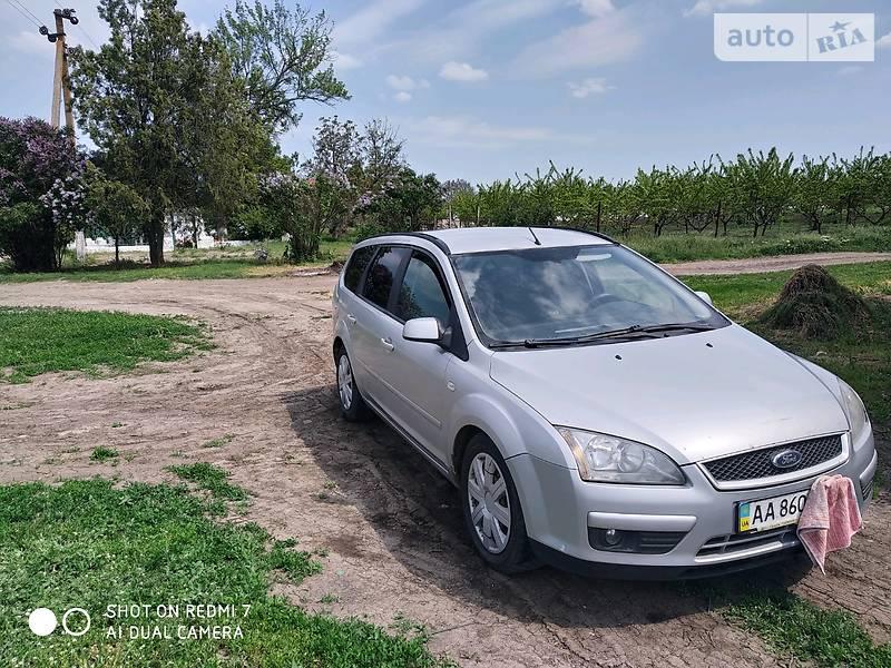 Ford Focus 2007 року в Миколаїві