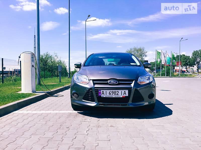 Ford Focus 2013 року в Києві