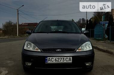 Ford Focus 2001 в Луцке