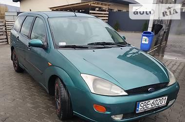 Ford Focus 2001 в Иршаве