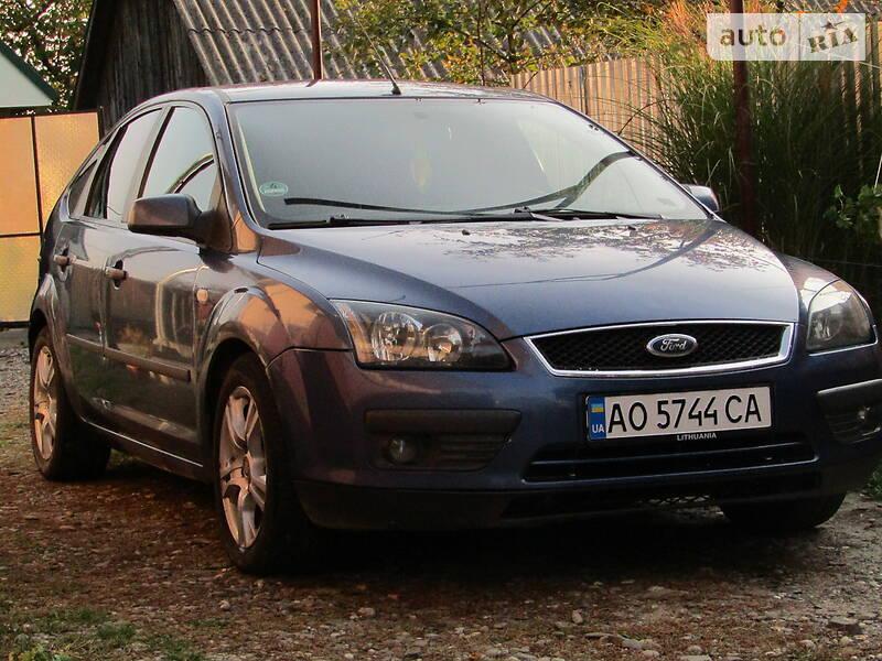Ford Focus 2005 в Иршаве