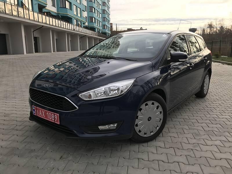 Ford Focus 2016 в Луцке