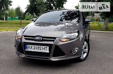 Ford Focus Trend Sport Plus