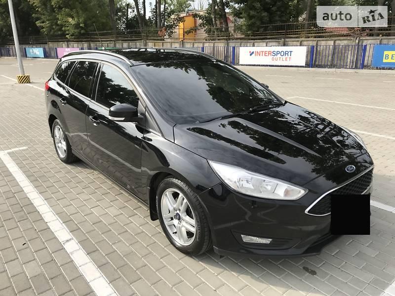 Универсал Ford Focus 2016 в Тернополе