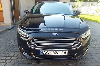Ford Fusion 2016 в Луцке