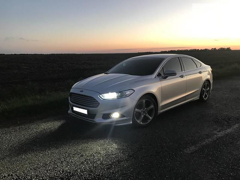 Ford Fusion 2014 года в Днепре (Днепропетровске)