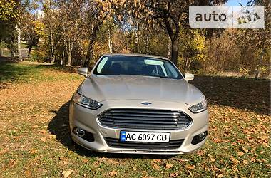 Ford Fusion 2015 в Луцьку