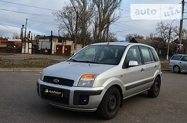 Ford Fusion 2008 в Николаеве