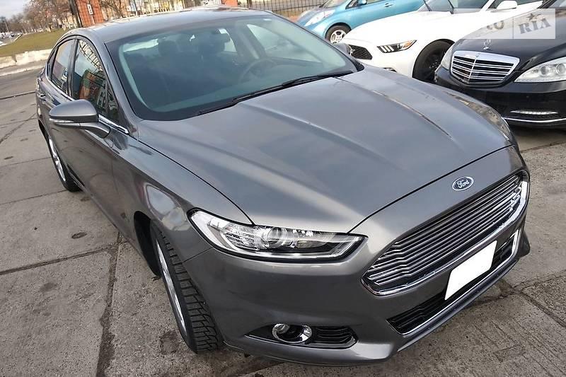 Ford Fusion 2013 року в Києві