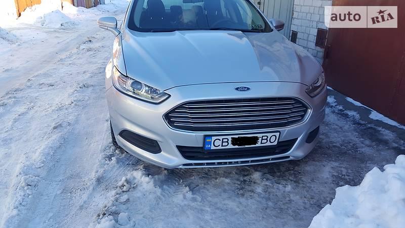 Ford Fusion 2015 года в Чернигове