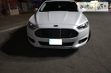 Ford Fusion 2016 в Василькове