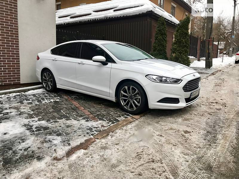 Ford Fusion 2014 года в Киеве