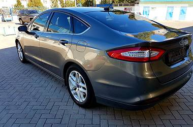 Ford Fusion 2013 в Глобине
