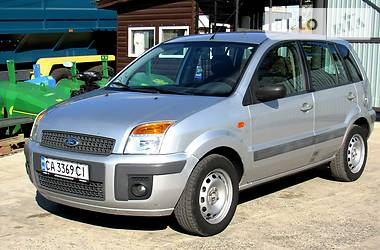 Ford Fusion 2008 в Звенигородке