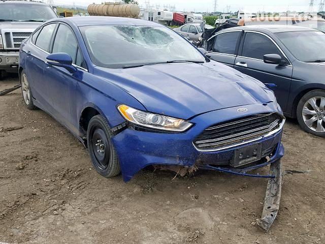 Ford Fusion 2014 в Черкассах