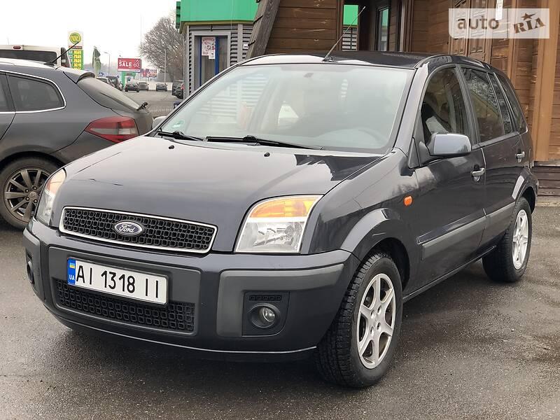 Ford Fusion 2007 в Киеве