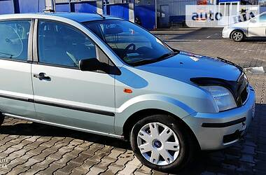 Ford Fusion 2002 в Хмельницком