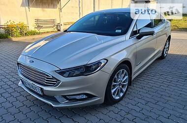 Ford Fusion 2017 в Хмельницком
