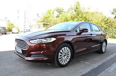 Ford Fusion 2016 в Львове