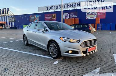 Ford Fusion 2016 в Нововолынске