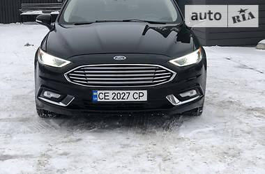 Ford Fusion 2016 в Коломиї