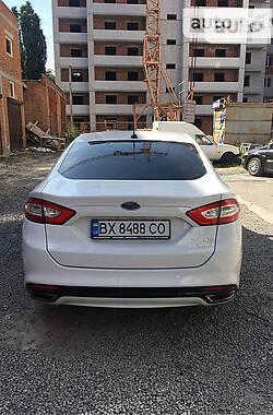 Седан Ford Fusion 2014 в Хмельницькому