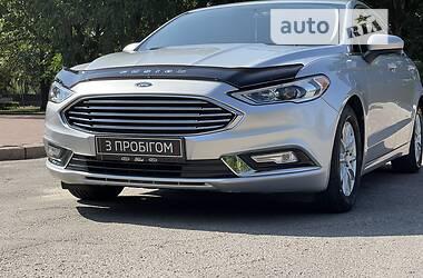 Седан Ford Fusion 2018 в Кропивницькому