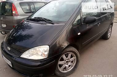 Ford Galaxy 2001 в Володимир-Волинському