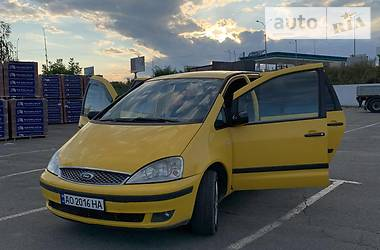 Минивэн Ford Galaxy 2005 в Ужгороде