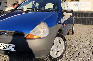 Ford KA 2003 в Ивано-Франковске