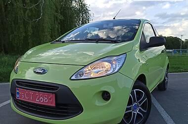 Хэтчбек Ford KA 2010 в Ивано-Франковске