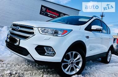Ford Kuga Titanium White 2017