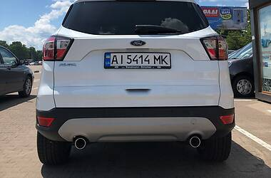 Позашляховик / Кросовер Ford Kuga 2017 в Житомирі