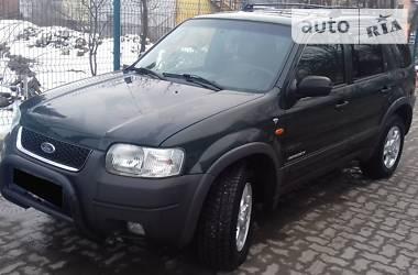 Ford Maverick 2002 в Львове
